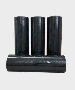 Stretch Film Hand wrap black color